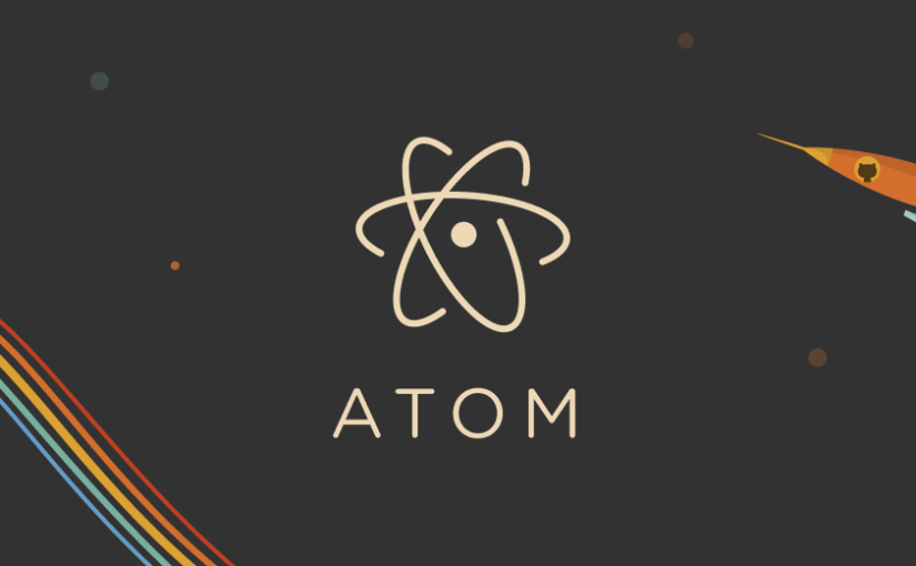 Atom editor – how to select file encoding by fileextension