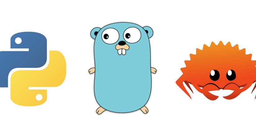 Benchmarking Python vs PyPy vs Go vsRust
