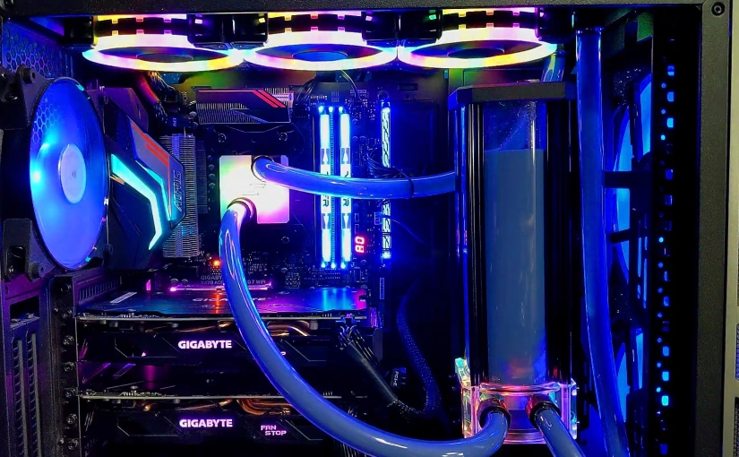 Water cooling with Peltier – PartII