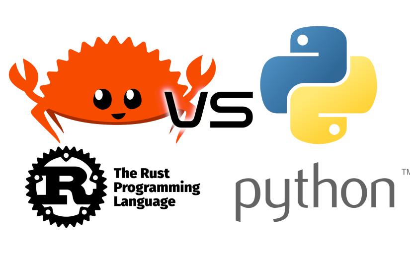 Rust vs Python: Rust will not replacePython